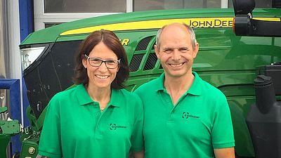 Doris und Hans Brülisauer