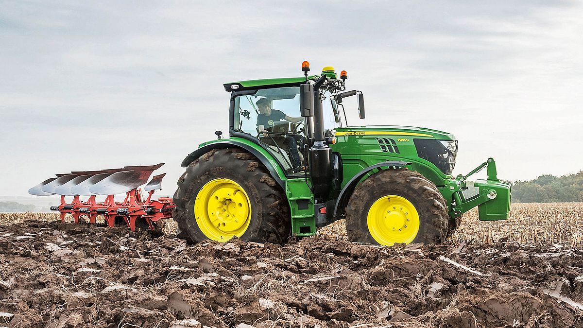 Traktor John Deere 6125R