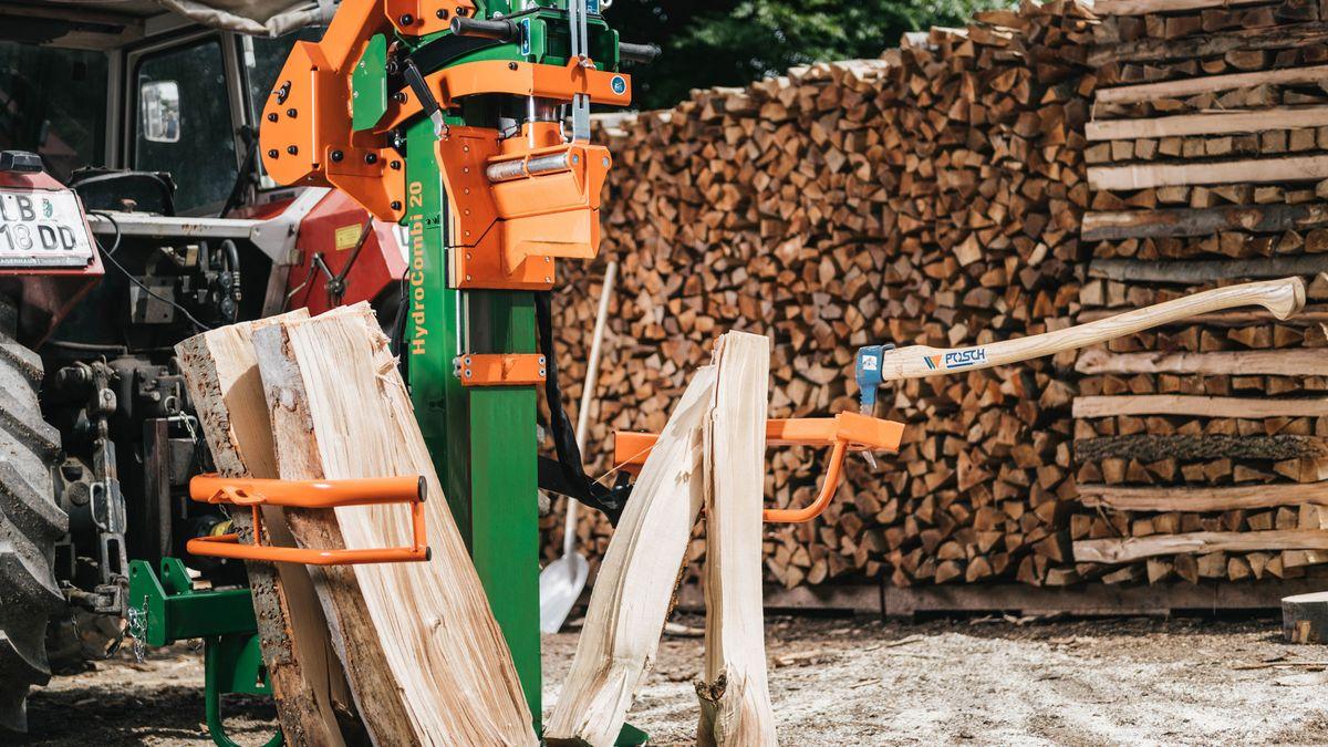 Posch Holzspalter