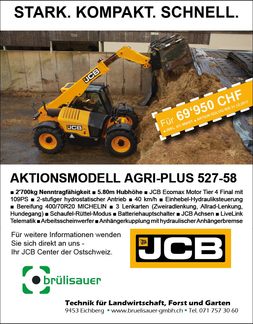 Aktion JCB 527-58